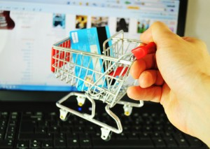 Sicherheit beim Internet shopping